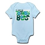 Totally Boss Infant Bodysuit