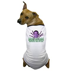 Irrational Fear of Hope Dog T-Shirt