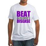 AD Beat Fitted T-Shirt