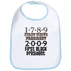 US Firsts: 1789-2009 Bib