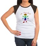 Wrong Planet Alien Women's Cap Sleeve T-Shirt