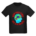 Keep Your Cures Kids Dark T-Shirt