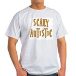 Scary Autistic Light T-Shirt