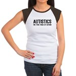 True Voice of Autism Women's Cap Sleeve T-Shirt