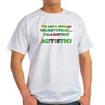 Normal Autistic Light T-Shirt