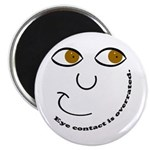"Eye Contact 2.25"" Magnet (10 pack)"