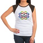 I Am Autistic Women's Cap Sleeve T-Shirt