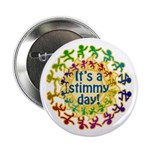 Stimmy Day 2.25&quot; Button (10 pack)