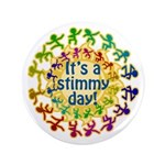 Stimmy Day 3.5&quot; Button (100 pack)