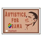 Autistics for Obama Banner