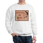 Autistics for Obama Sweatshirt