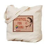 Autistics for Obama Tote Bag