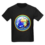 Autistic Planet Kids Dark T-Shirt