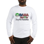 2up for America Long Sleeve T-Shirt