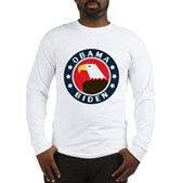 Obama-Biden Eagle Long Sleeve T-Shirt