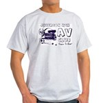 AV Club - Keepin It Reel! Light T-Shirt