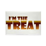 Glowing I'm the Treat Rectangle Magnet (10 pack)