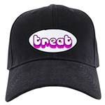 Retro Treat Black Cap