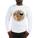 Paws for the Cure: Leukemia Long Sleeve T-Shirt