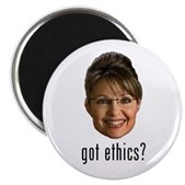 Anti-Palin Got Ethics? Magnet