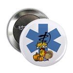 "Thanksgiving EMS 2.25"" Button (100 pack)"