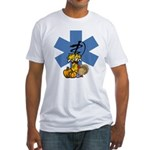 Thanksgiving EMS Fitted T-Shirt