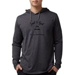 I AM NOT Participating Women's Raglan Hoodie