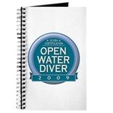 Open Water Diver 2009 Journal