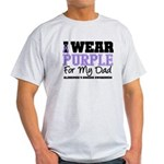 Alzheimer's Dad Light T-Shirt