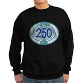 250 Logged Dives Sweatshirt (dark)