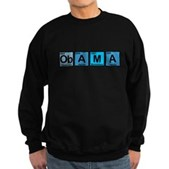 Obama Elements Sweatshirt (dark)