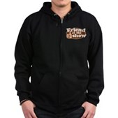 Friend of the Show Zip Hoodie (dark)