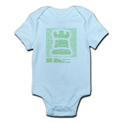 Chess Matrix Infant Bodysuit