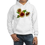 Sunflower Garden Hooded Sweatshirt