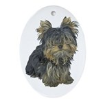 Yorkie Ornaments