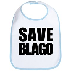 Save Illinois Governor Blagojevich, he's innocent! Bib