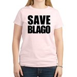 Save Illinois Governor Blagojevich, he's innocent! Women's Light T-Shirt