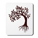 Autumn Wind Mousepad