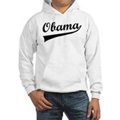 Obama Swish Hooded Sweatshirt