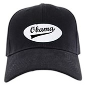 Obama Swish Black Cap
