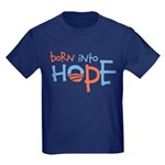Born Into Hope Kids Dark T-Shirt