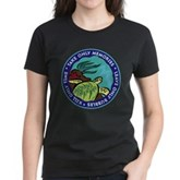 Take Only Memories (turtle) Women's Dark T-Shirt