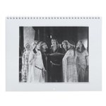 Douglas Fairbanks 2009 Small Wall Calendar