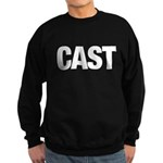 Cast Member T-Shirts Sweatshirt (dark)