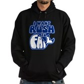 I Want Rush to Fail Hoodie (dark)