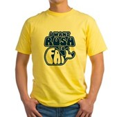 I Want Rush to Fail Yellow T-Shirt