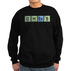 Chess made of Elements Sweatshirt (dark)