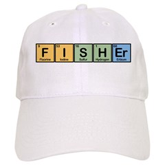 Fisher made of Elements Cap