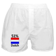 51% Dutch Boxer Shorts