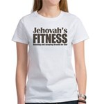 Jehovah's Fitness Women's T-Shirt